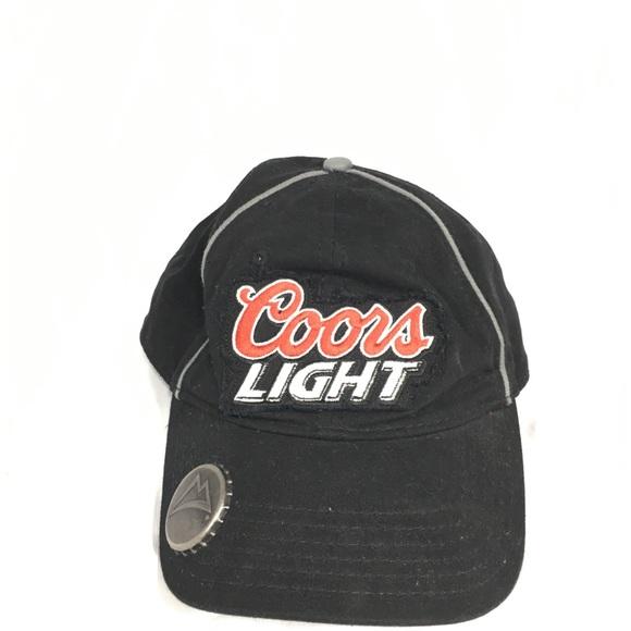 5dd00767ecfb4 Coors Light Other - Licensed Coors Light Retro Logo Bottle opener Cap